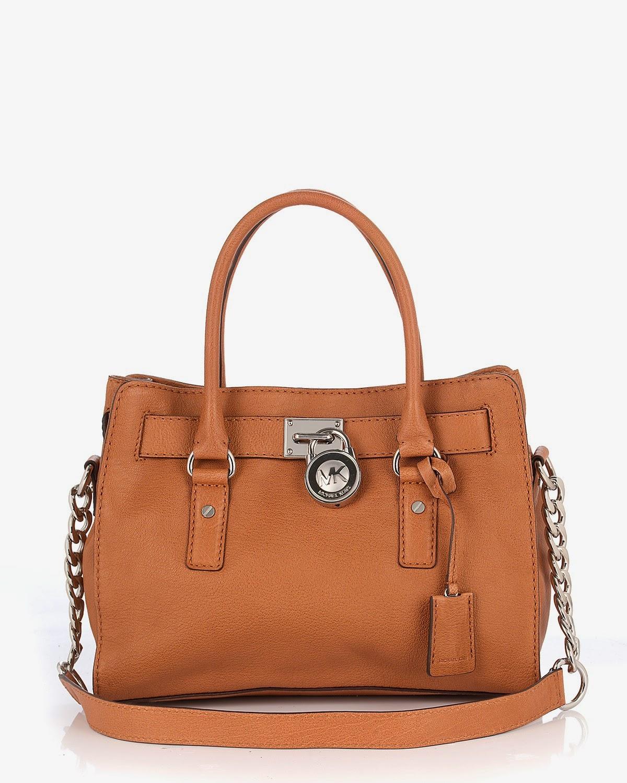 Sophisticated Bag Courtesy Of Michael Kors Hamilton Satchel