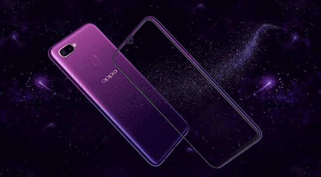 OPPO F9 Starry Purple available in the Philippines