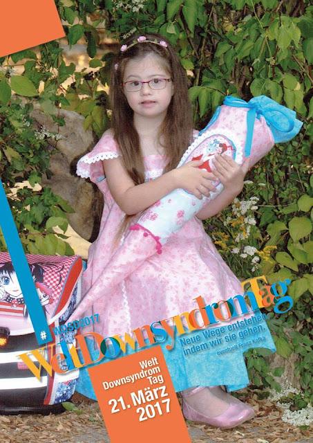 Jolina von Jolinas Welt auf ihrem offiziellen Poster