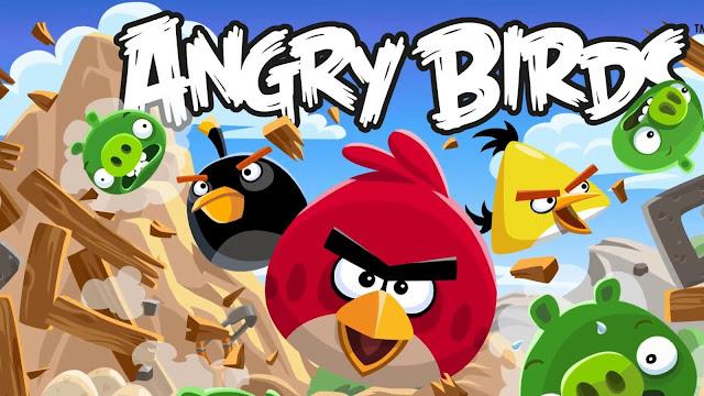 تحميل لعبة الطيور الغاضبة انجري بيرد كاملة مجانا للكمبيوتر والاندرويد Download Angry Birds