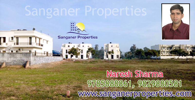 JDA Approved Residential Plots for sale in shivdaspura