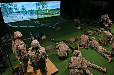 6 Negara Ini Punya Latihan Militer yang Anti Mainstream
