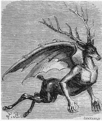 Furfur from the Dictionnaire Infernal