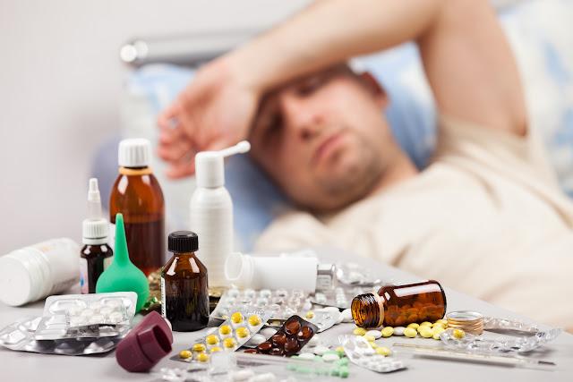هل المضادات الحيوية تعالج الإنفلونزا