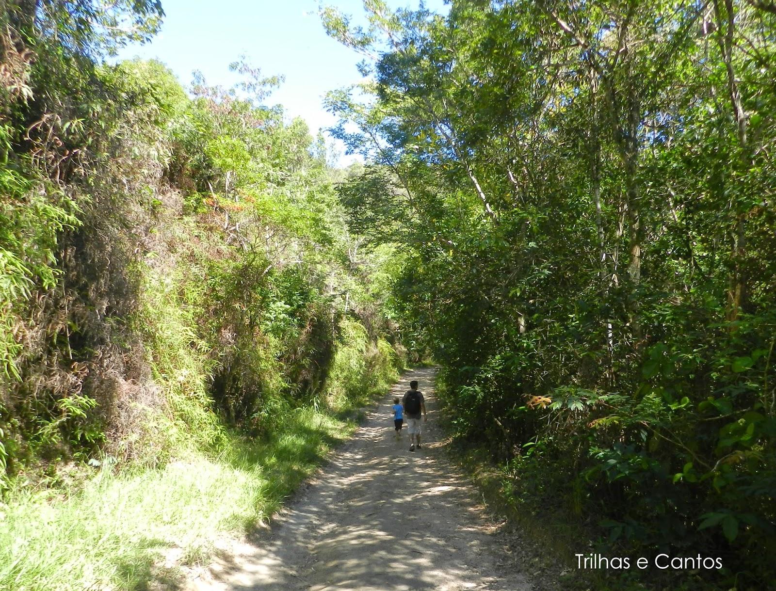 trilha Casca D'Anta