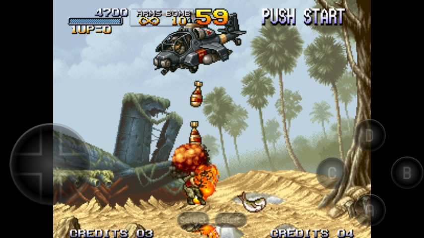 Emulator Neo Geo for Android ~ Old Game For Free