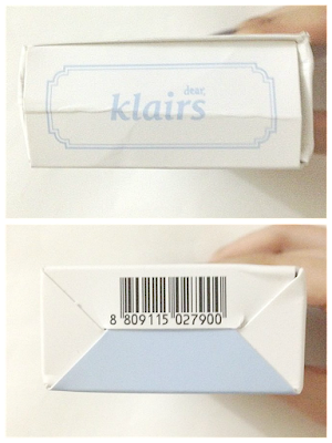 Klairs sunscreen 3