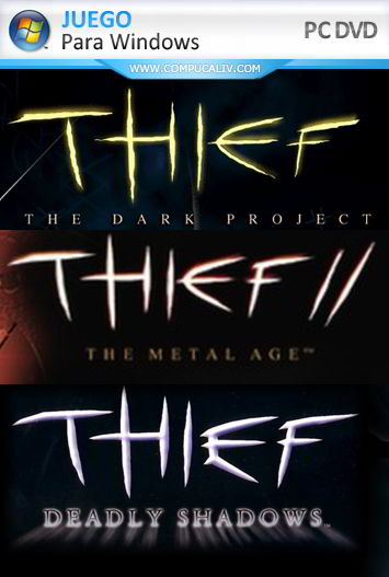 Thief 1, 2 y 3 PC Full GOG