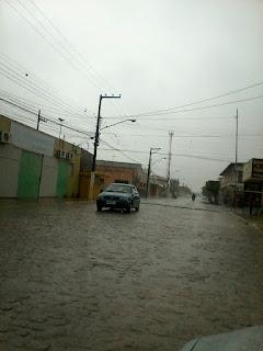 Chuva de maior duração é registrada na nesta quarta-feira em cidades do Curimataú e Seridó