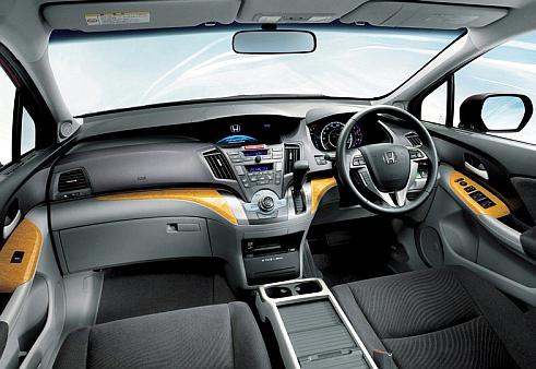 steering, dashboard, LED, kayu, kabin, AC, Honda