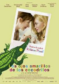Los Ojos Amarillos De Los Cocodrilos, película 2014