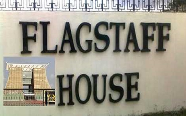 Flagstaff House declared no-fly zone