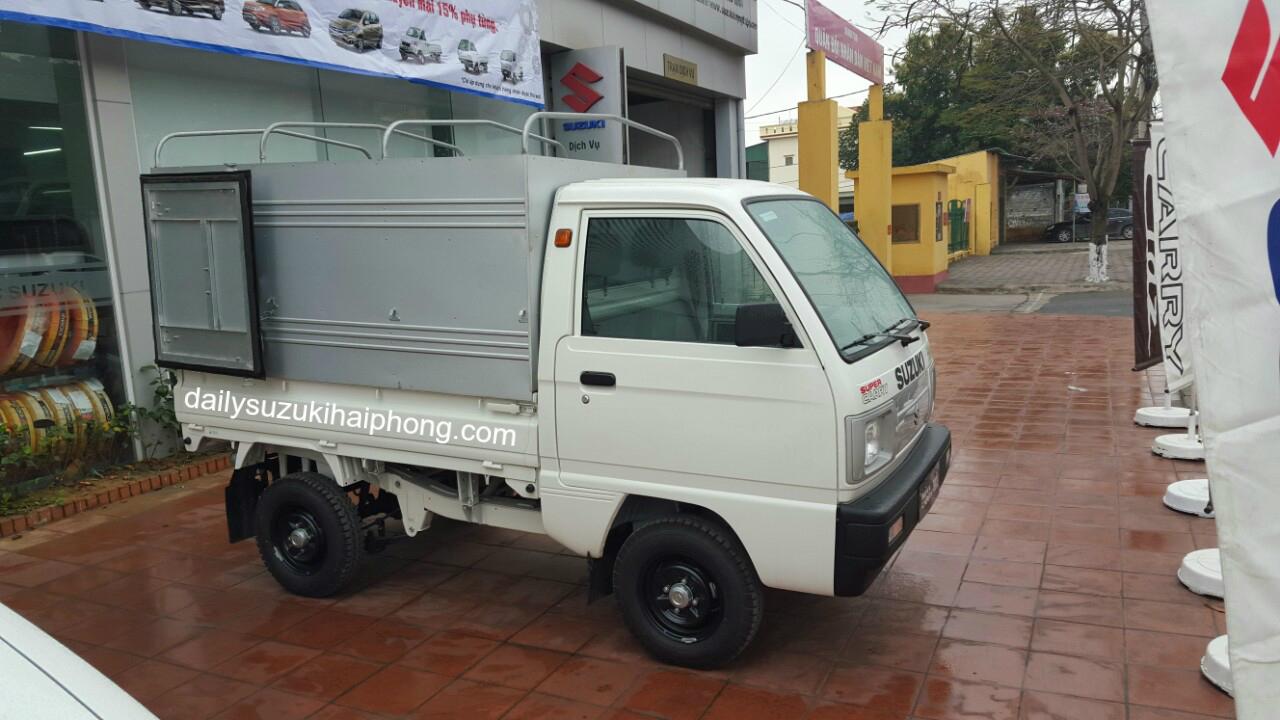 xe tải suzuki hải phòng
