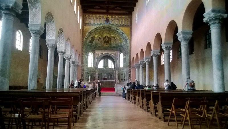 Basilica Eufrasiana Parenzo Istria Croazia