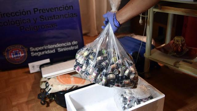 Tras allanamiento policial, impiden ritual Chamánico con sustancias alucinógenas: Un español y una argentina detenidos