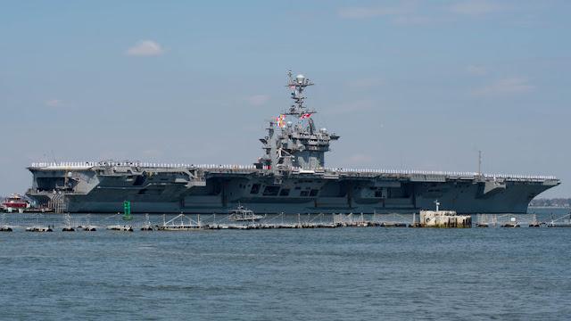 El Pentágono pone en cuestión el futuro de sus portaviones