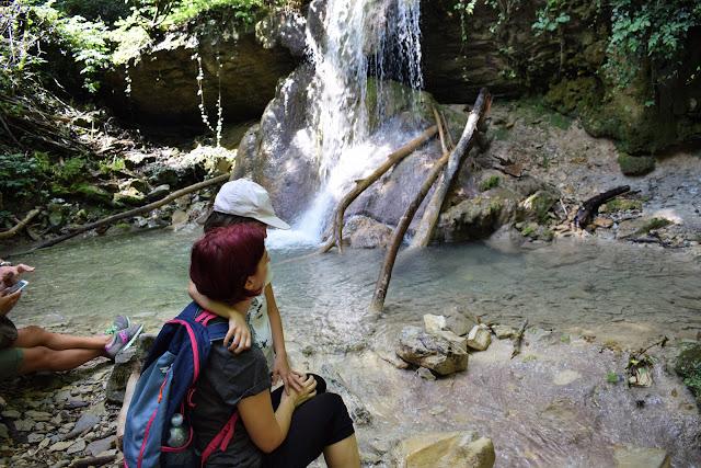 Acqua fresca - Cascate