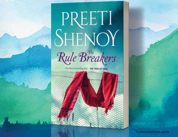 The Rule Breaker by Preeti Shenoy | Pdf Download | Latest Release Novel