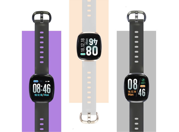 Review : BAKEEY GT103 Full Screen Touch Ultra-thin Smart Watch