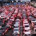 Malam Ini Sekitar 85 Ribu Kendaraan akan Keluar dari Jakarta