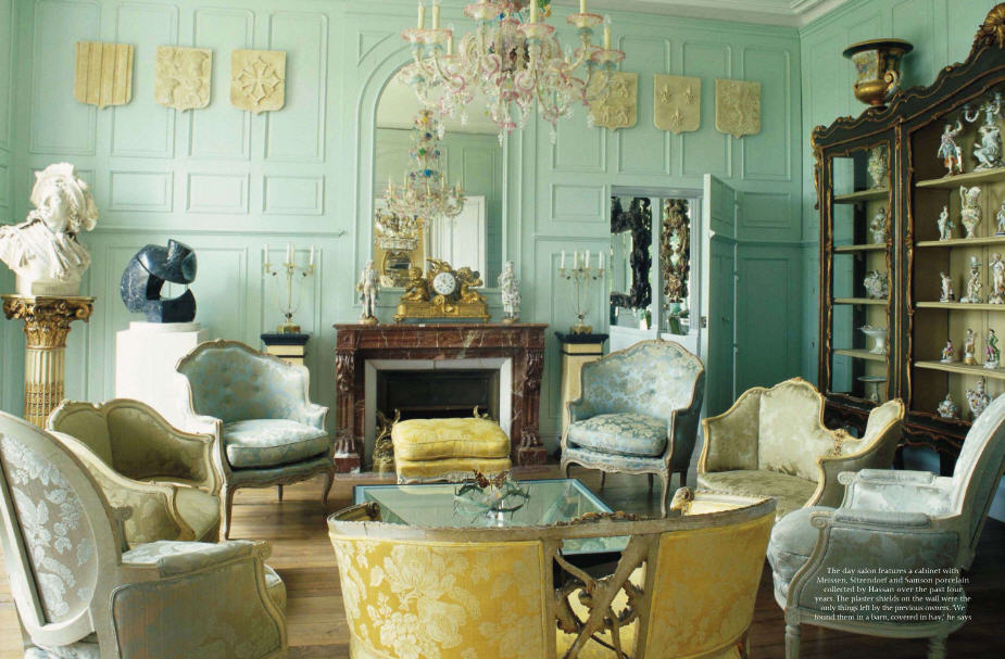 Mint Empire Interior Decor