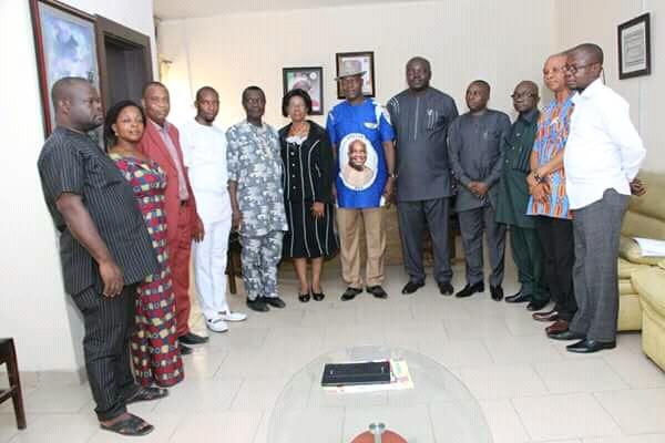 Ikpeazu is investing in education to secure Abia's future – Kalu