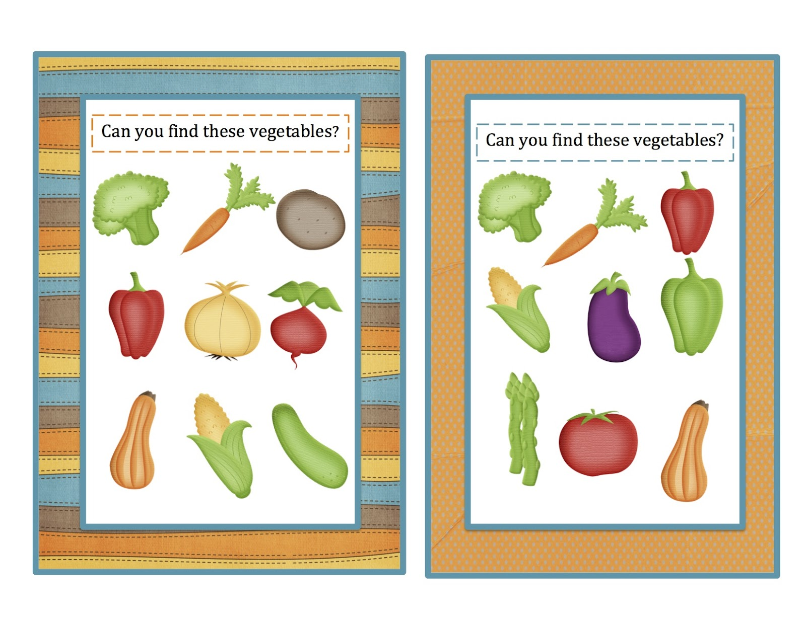 Preschool Printables September