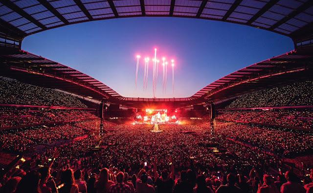 Live Review Coldplay A Head Full of Dreams Tour Live in Bangkok 2017 - Lorong Musik