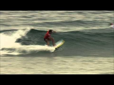 Day 4 - 2014 Australian Open of Surfing Highlights