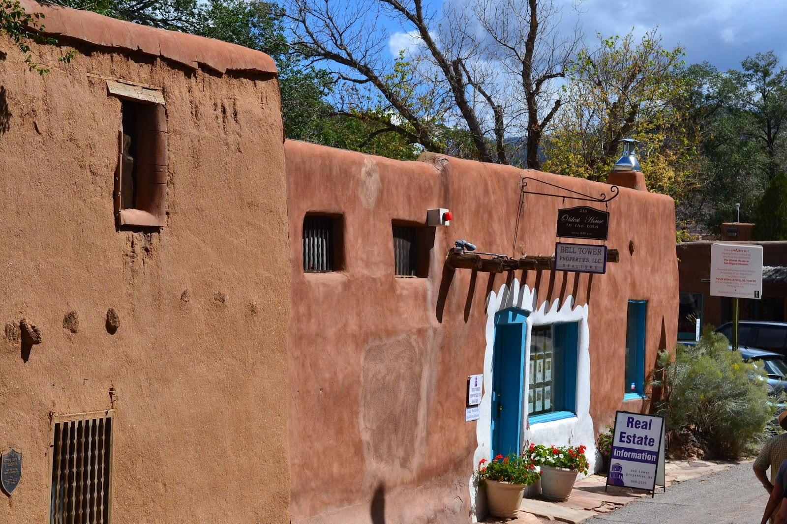 Victoria In Japan Land: The Oldest House in Santa Fe, NM