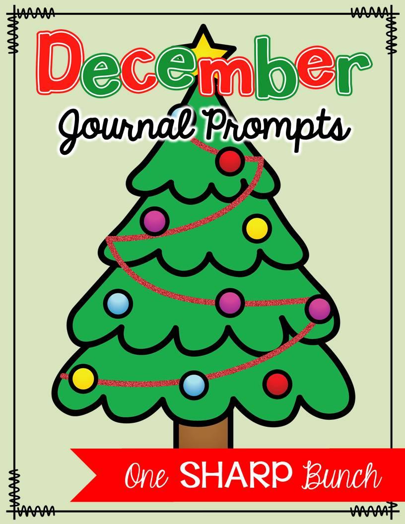 http://www.teacherspayteachers.com/Product/December-Journal-Prompts-No-Prep-Work-on-Writing-1585727