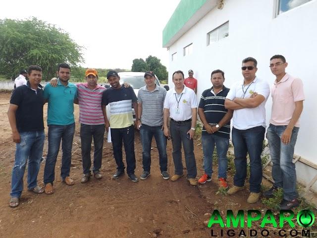 "Cidade de Amparo recebe projeto ""Água Doce"""