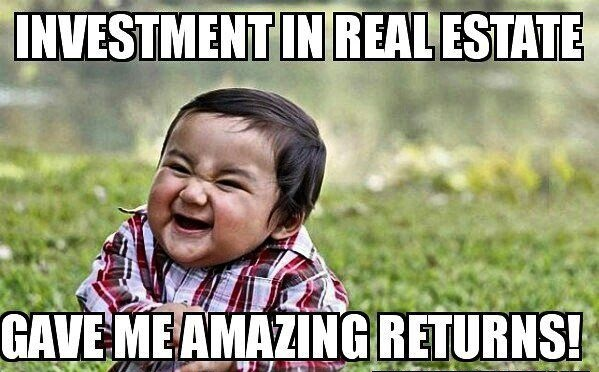 Funny Real Estate Memes - Investment In Real Estate