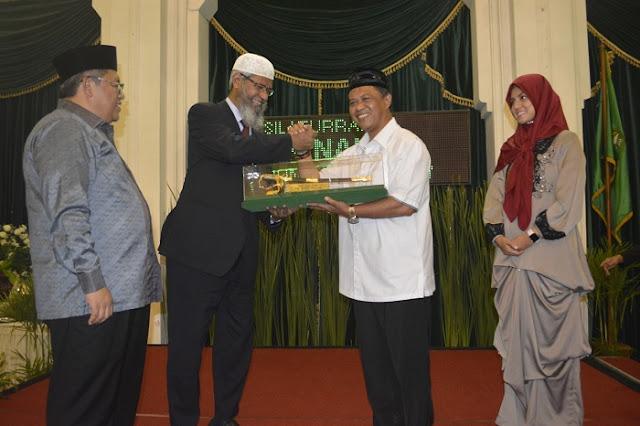 Wow... Kapolda Jawa Barat Puji Zakir Naik, Begini Pertemuan Mereka