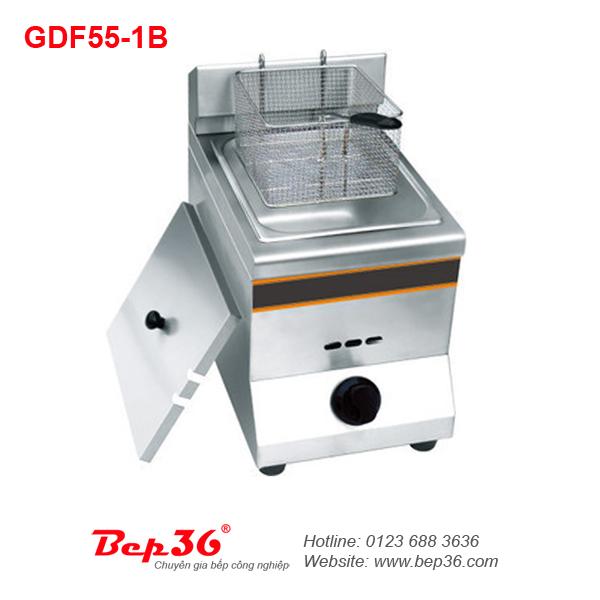 Bếp chiên nhúng đơn gas điện GDF55-1B tại Thanh Hóa