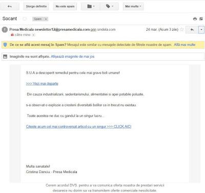spam footpatch
