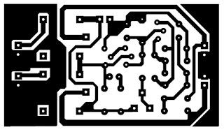 Membuat rangkaian pengaman untuk power amplifier