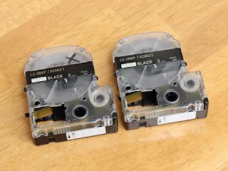 キングジム テプラPro用 互換テープカートリッジ SC6KZ