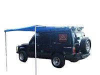 Tenda Mobil Side Awning Thetrekkers