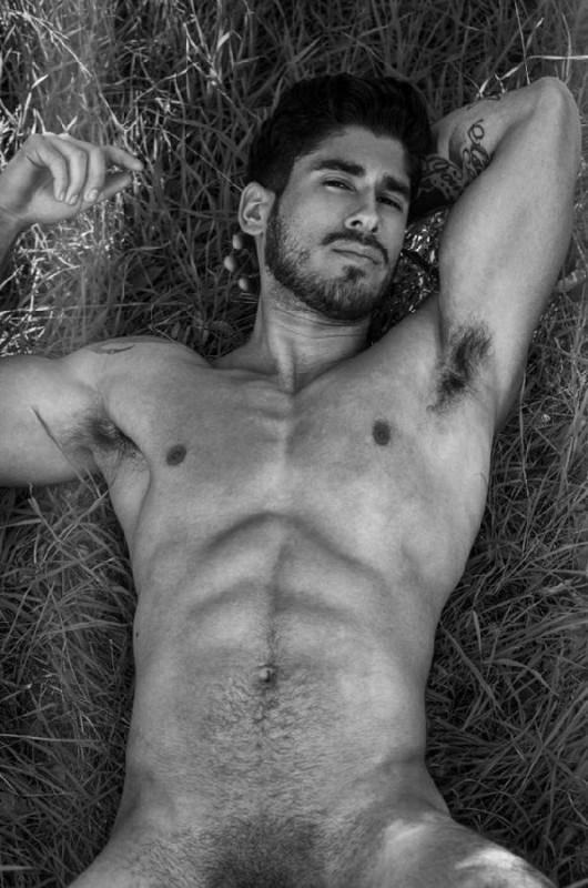 Modelli Che Quasi Si Vede Tutto Evan Gomez - Jimi Paradise-6951