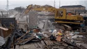 Jakande Estate, Mile 2 estate, Demolition, Amuwo-Odofin, News,
