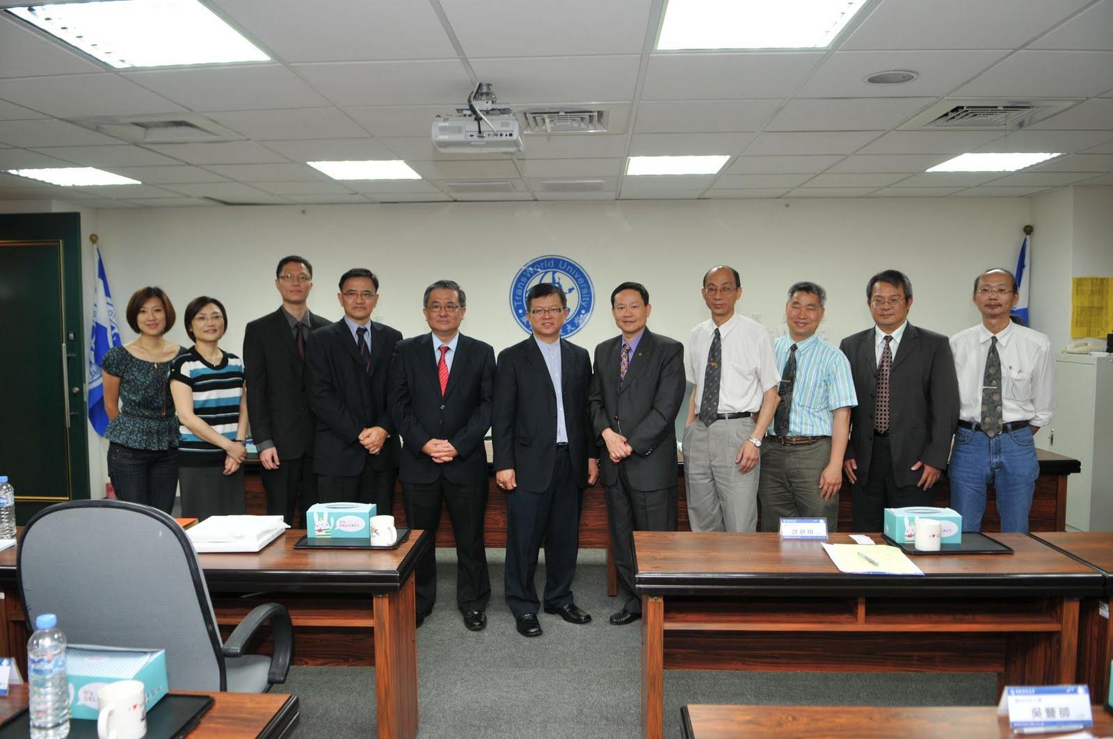 Office of International and Cross-Strait Affairs, Transworld University: 賀!馬來西亞拉曼學院與本校簽署雙聯技職教育合作計畫