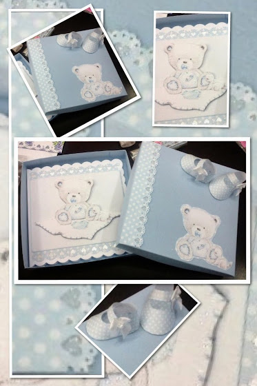Baby Shoes Card