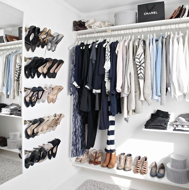 5 Tips to Spring Clean your Wardrobe