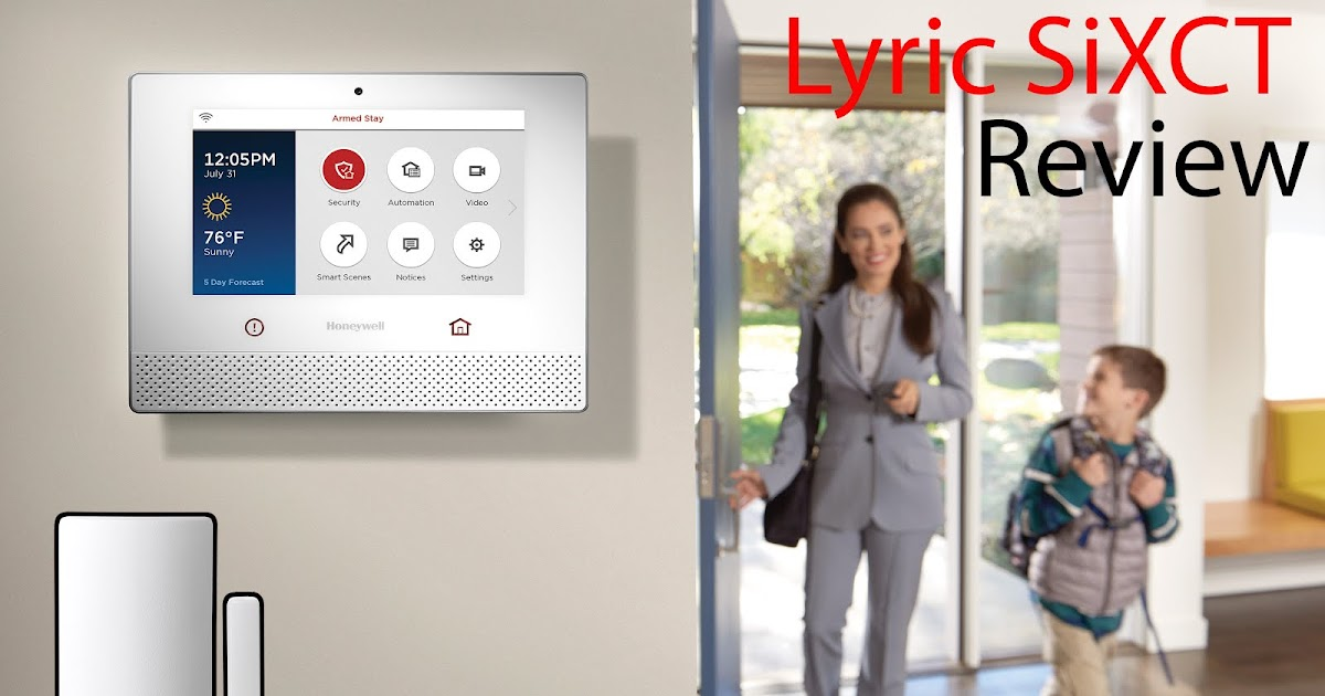 Diy security systems blog honeywell lyric sixct product review solutioingenieria Images