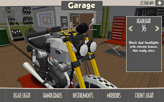 Cafe Racer Mod Apk All unlock fitur