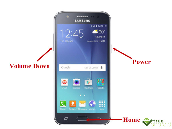 SM-J200H Galaxy J2 2015 4 File 5.1.1 Officail  Firmware download