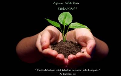 hadits memberikan manfaat untuk orang lain