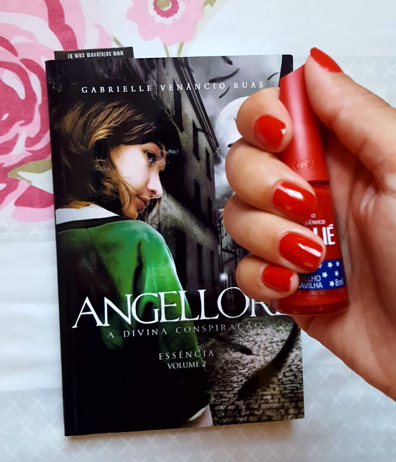 Angellore - Divina conspiração