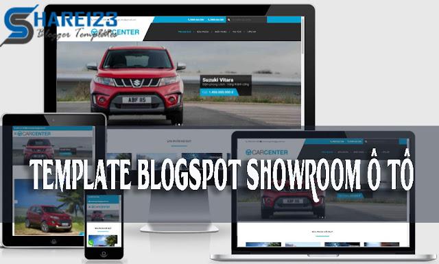 Template blogspot trang mua bán ô tô chuẩn seo - Ảnh 1